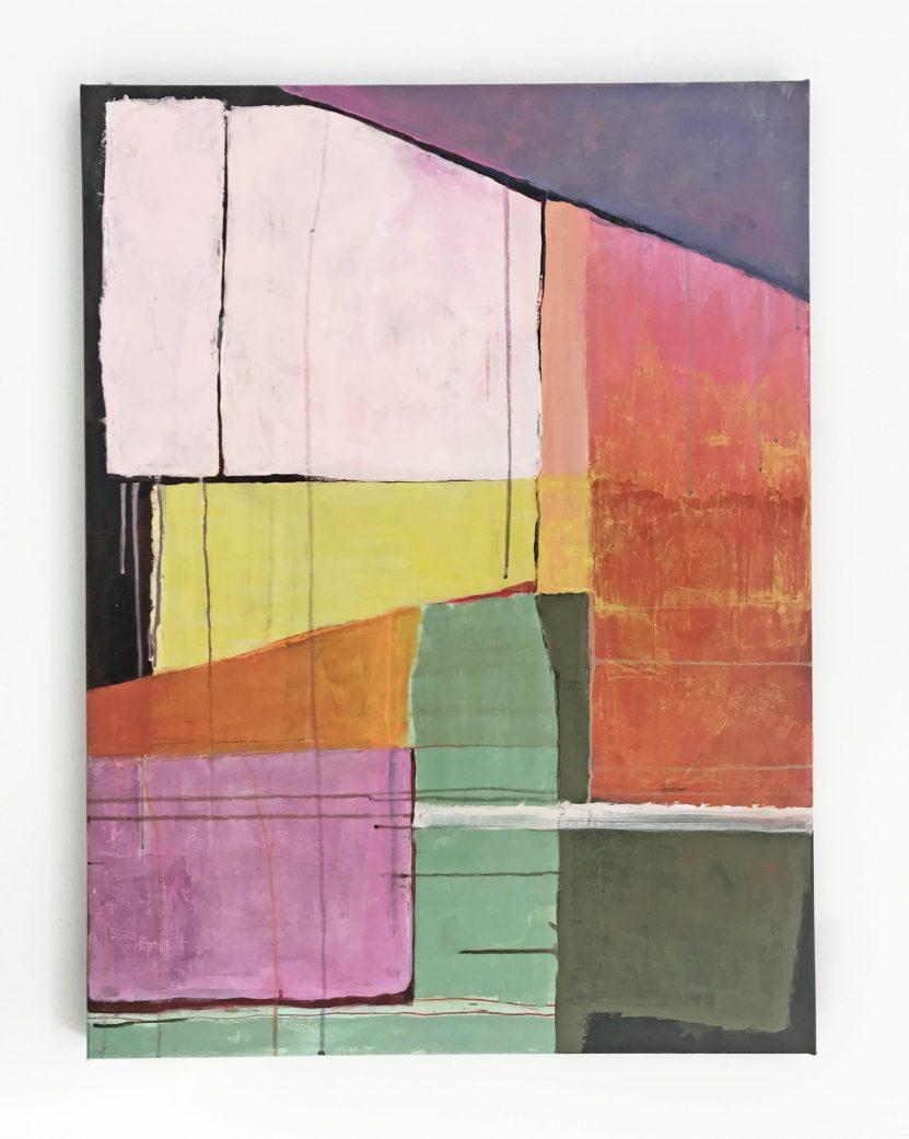 Schilderijen en zeefdruk